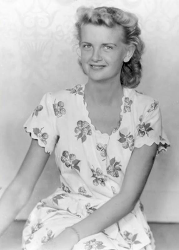 Aunt Norma 1940s